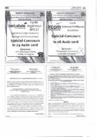 COMMUNIQUE + DECISION_DAO 005_TRAVAUX PISTES NKAM_ COUPON CT_100818