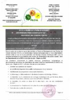AMI N° 013 PREQUALIFICATION BUREAUX ETUDES TECHNIQUE PR CONTROLE ET SURVEILLANCE TRAVAUX DANS LE SUD