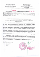 COMMUNIIQUE ET DECISION N° 00061 EBM DAO N° 010 161 KM PISTES RURALES MOUNGO – Copie