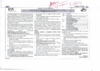 APPEL A CANDIDATURE RECRUTEMENT 512 AGRIPRENEURS PARU A CT
